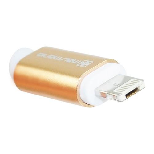 CABO 2 EM 1 LIGHTNING E MICRO USB