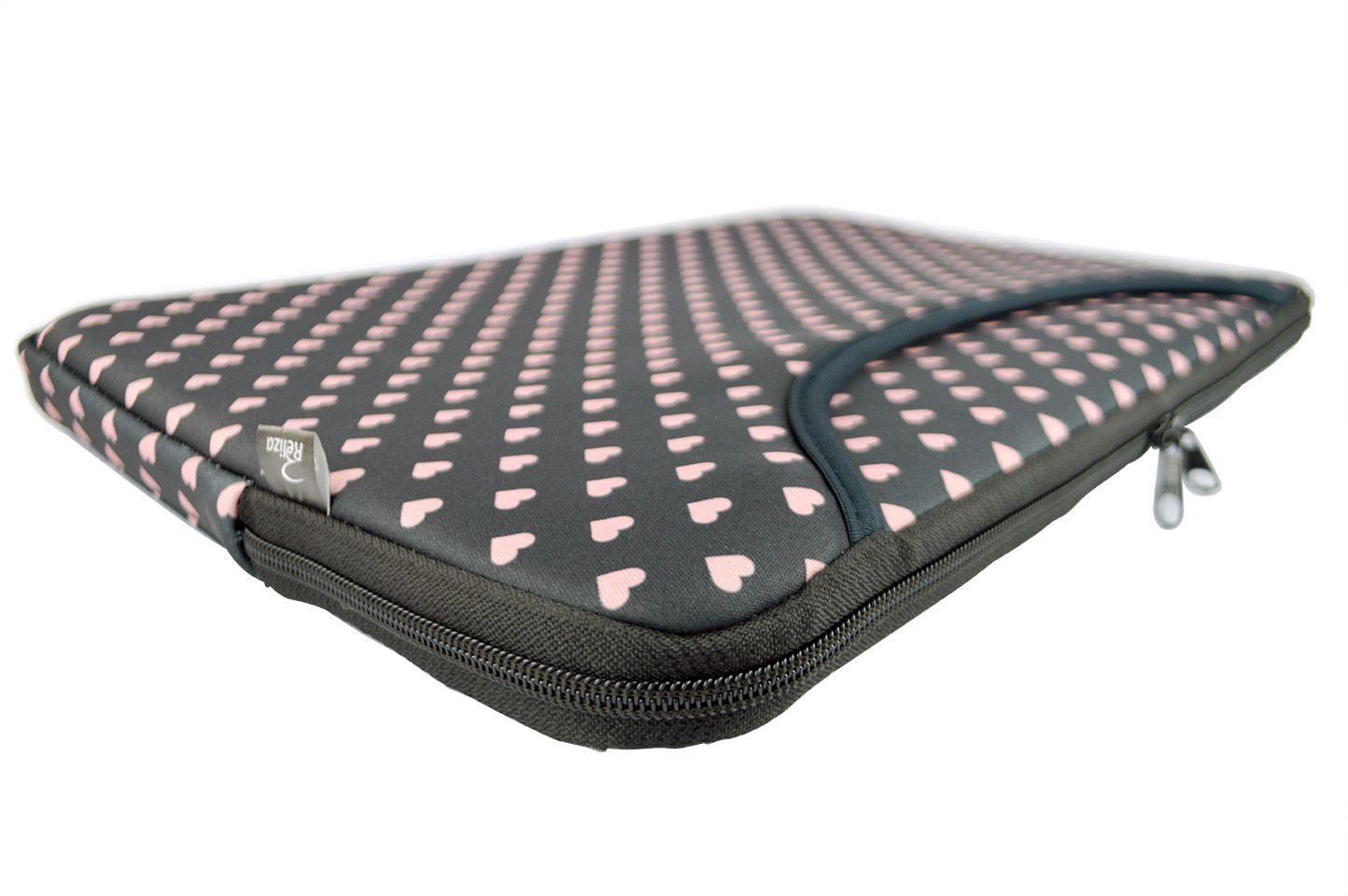 Capa Case para Notebook 14 com Bolso Frontal - Love Chocolate