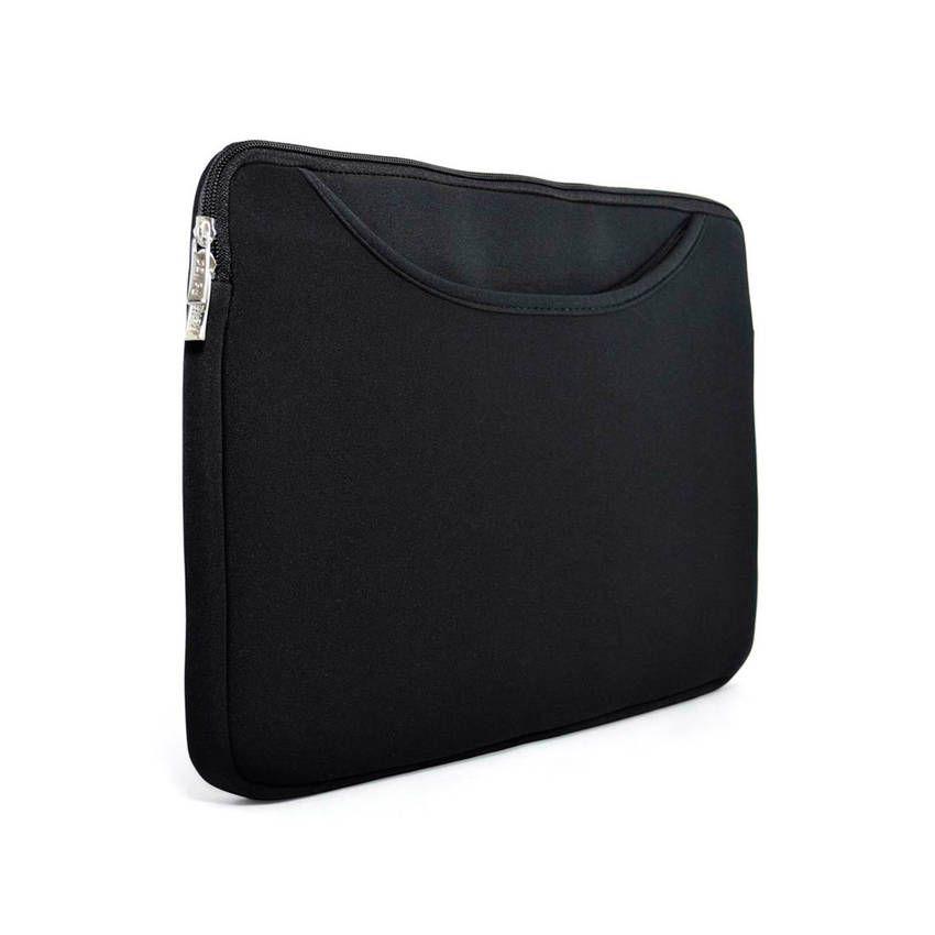 Capa Case para Notebook 14 com Bolso Frontal - Preta