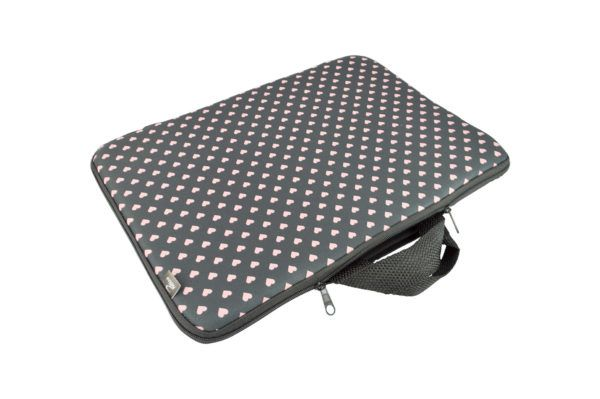 Capa Case para Notebook 14 em Neoprene - Love Chocolate