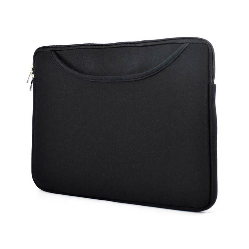 Capa Case para Notebook 15.6 com Bolso Frontal - Preta