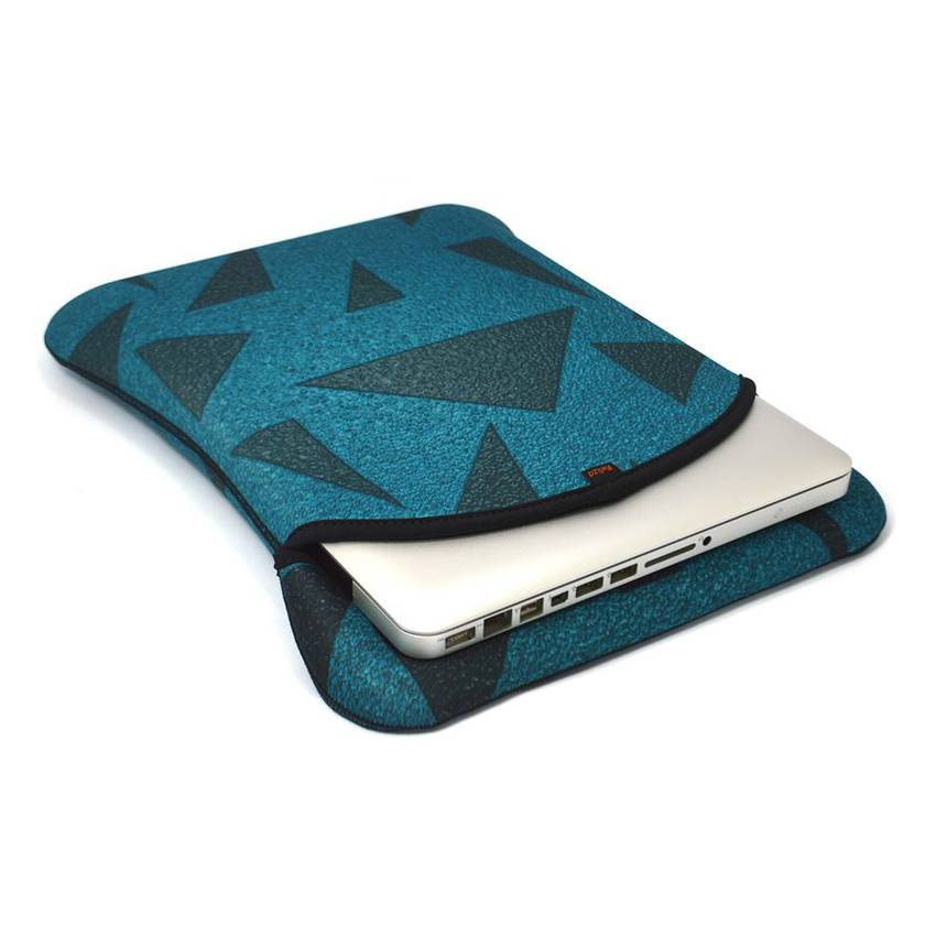 Capa Case para Notebook Envelope Duplaface 14 pol  Dust / Preto