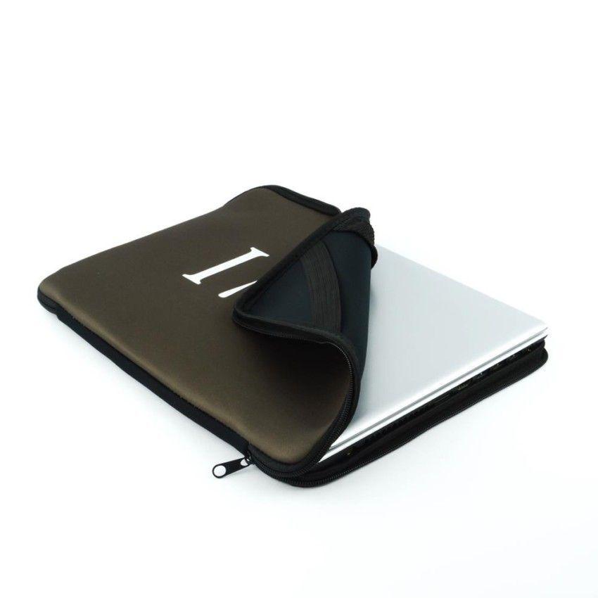 "Capa Case para Notebook 14"" em Neoprene - I Love Nu"