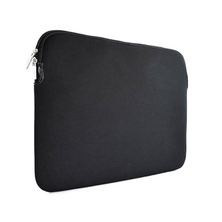 Case para Notebook 15,6 pol. Classic Preta Neoprene