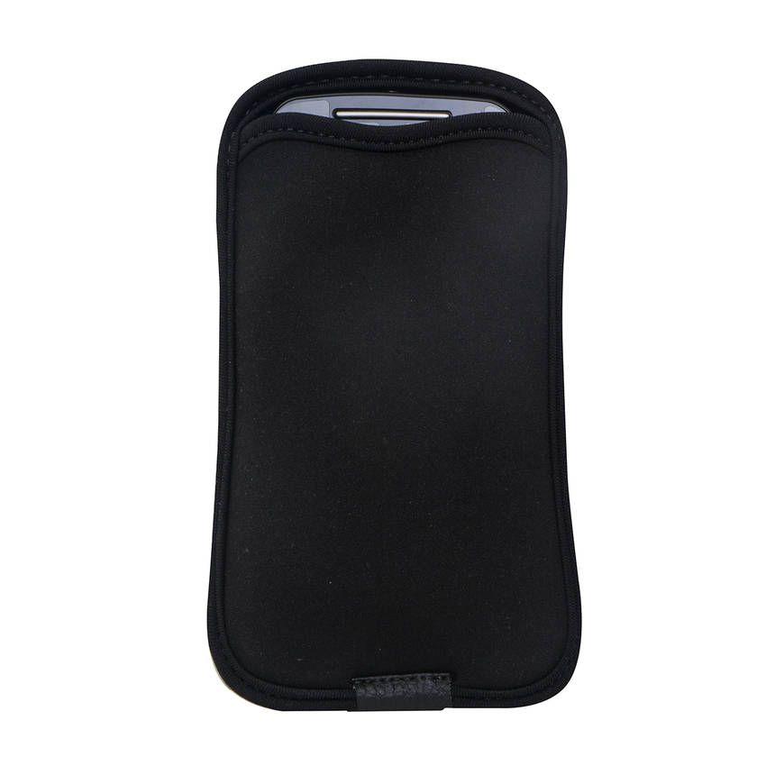 Case para Smartphone com Porta Cartão Max Grand - Preto