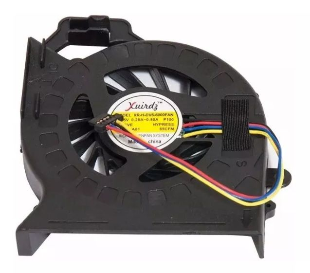 Cooler Hp Pavilion Dv6-6000 Dv6-6100 6200 Dv7-6000 Dv7-6100