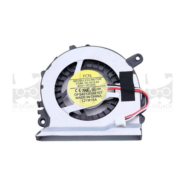 Cooler Ventoinha Samsung Np530U3B Np530U3C Np540U3C Kdb0505Ha