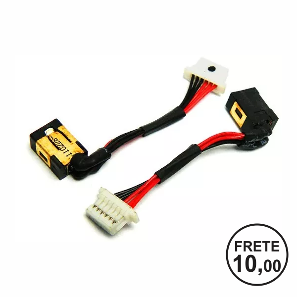 Dc Cable Jack Ultrabook Samsung Np530u Np530u3c Series NP900X