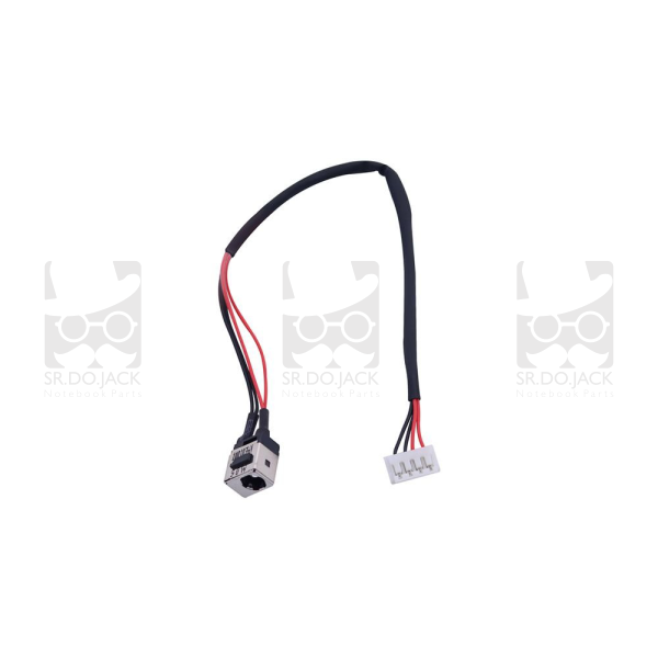 DC Jack Com Cabo Cce Ultrathin Ultra Thin T325 T345 T345 T745