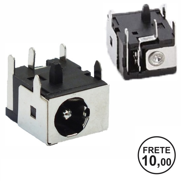 Dc Power Jack Asus Cce Philco Megaware Compaq Hp