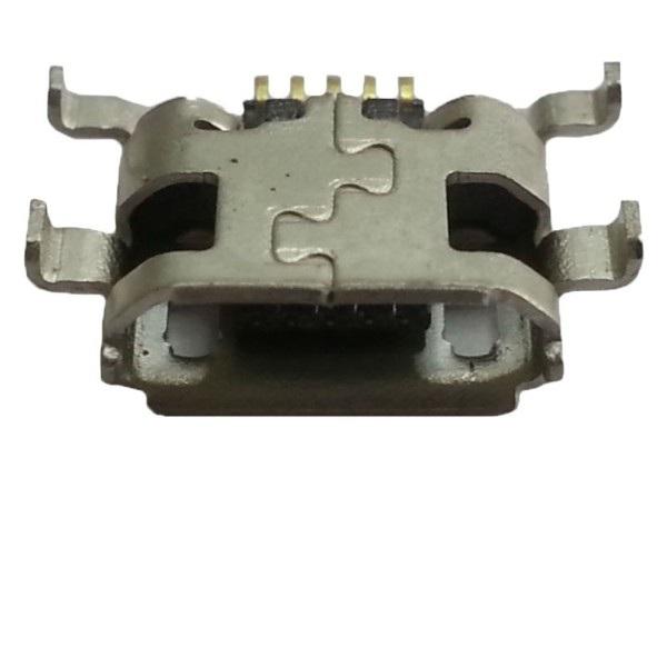 Conector de Carga Micro Usb V8 5 Terminais