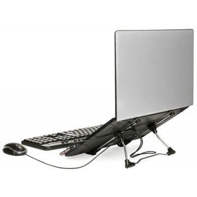 Kit 4 Suporte Universal Para Notebook Netbook Tablet Ergonômico