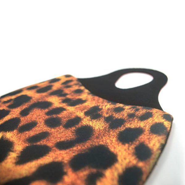 Lixeira para Carro em Neoprene - Jaguar Floral