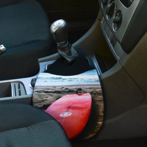 Lixeira para Carro em Neoprene - Surf