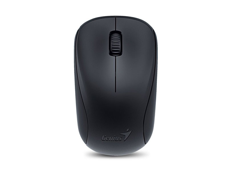MOUSE WIRELESS GENIUS NX-7000 BLUEEYE PRETO 2,4 GHZ 1200 DPI