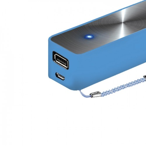 POWER BANK 2600MAH – AZUL