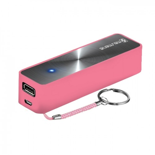 POWER BANK 2600MAH – ROSA