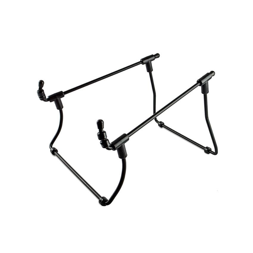 Suporte para Notebook ajustável universal (Metal) - Preto