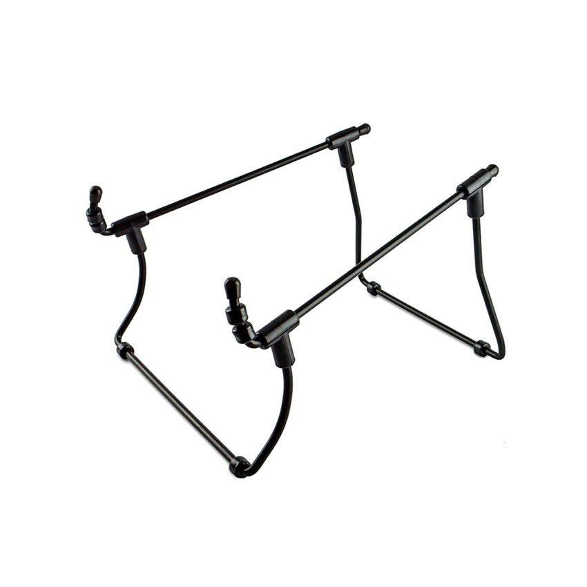 Suporte para Notebook ajustável universal (Aço) - Preto