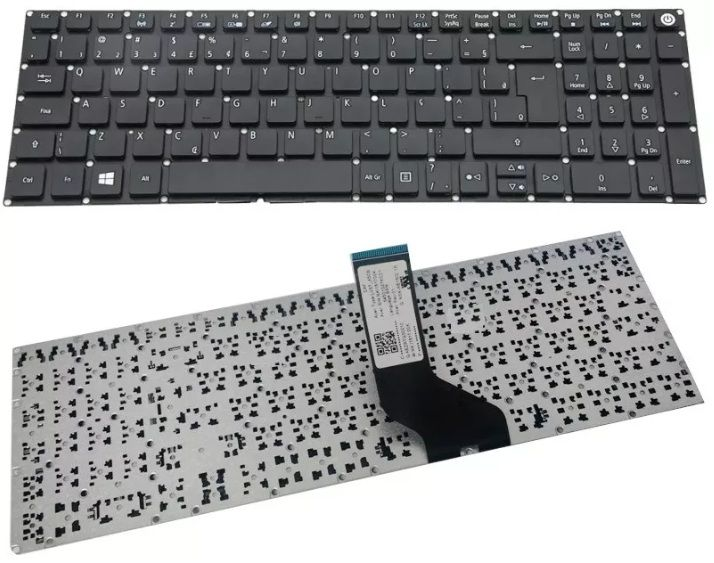 Teclado Acer Aspire F5 F5-573 F5-573g A515-51g E5-722 E5-772 V3-574g Lv5t-a51b