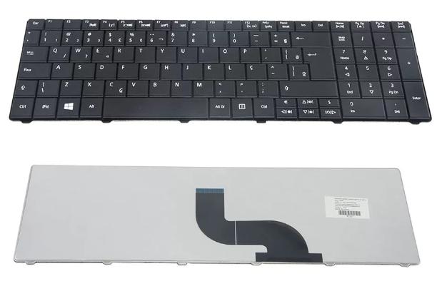 Teclado Notebook Acer Aspire - Gateway E1-521 - E1-531 - E1-571 Series