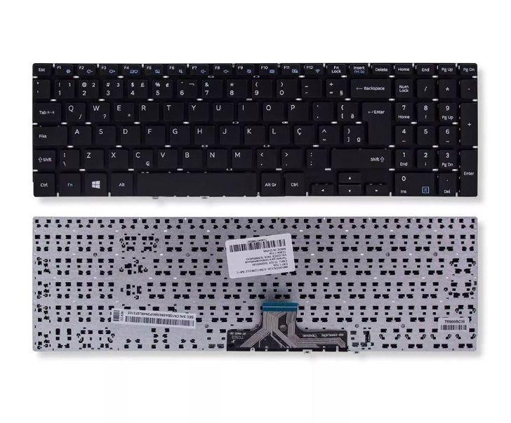 Teclado Para Notebook Samsung NP300E5K Expert X41 9z.narsn.21b