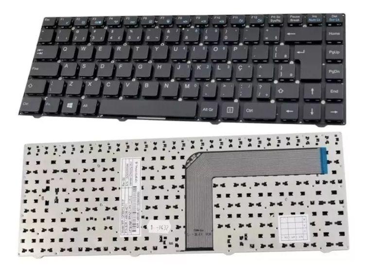 Teclado Philco CCE Lenovo Itautec Mp-10f88pa-f51g