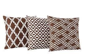 Almofadas Decorativas Trio kit com 3- Roxo