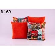 Almofadas Decorativas Quarteto Kit com 4- R160