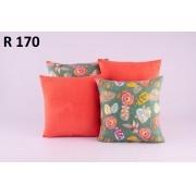 Almofadas Decorativas Quarteto Kit com 4- R170