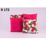 Almofadas Decorativas Quarteto Kit com 4- R172