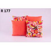 Almofadas Decorativas Quarteto Kit com 4- R177