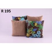 Almofadas Decorativas Quarteto Kit com 4- R188