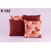 Almofadas Decorativas Quarteto Kit com 4- R192