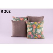Almofadas Decorativas Quarteto Kit com 4- R202