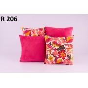 Almofadas Decorativas Quarteto Kit com 4- R206