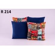 Almofadas Decorativas Quarteto Kit com 4- R214