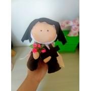 Baby Russa Santa Teresinha do Menino Jesus- 20cm