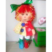 Boneca de Pano Emília -  35 cm