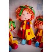 Boneca de Pano Emília - 35cm