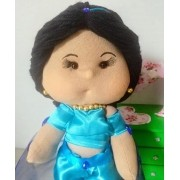 Boneca de Pano Jasmine- 35 cm