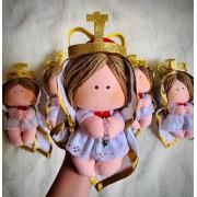 Boneca Russa Baby- Nossa Senhora de Fátima