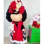 Boneca Russa Frida - 30 cm