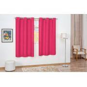 Cortina Pratic 2,00m x 1,70m- Pink