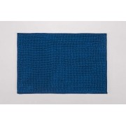 Tapete Andreza Charmin 70cm x 50cm - Azul