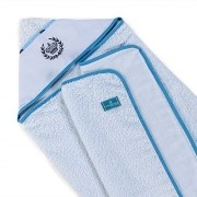 Toalhão - Coroa Azul