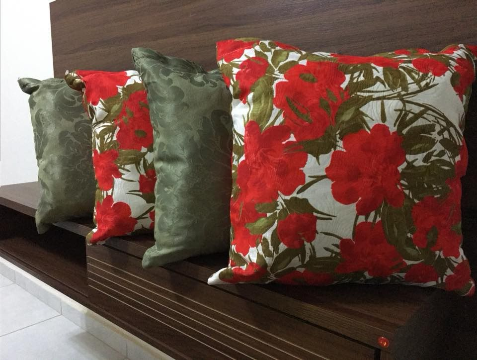 Almofadas Decorativas Quarteto Kit com 4