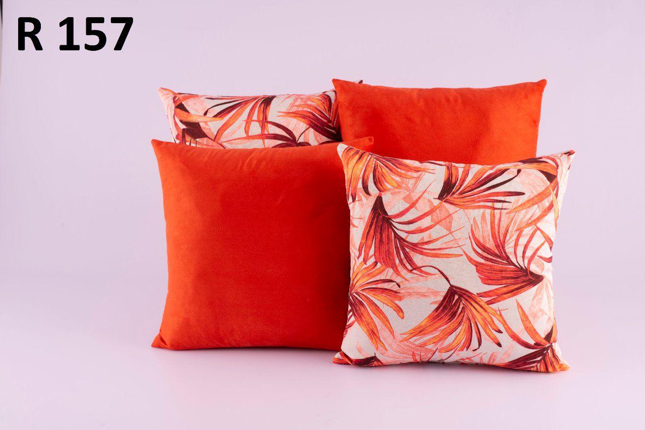 Almofadas Decorativas Quarteto Kit com 4- R157