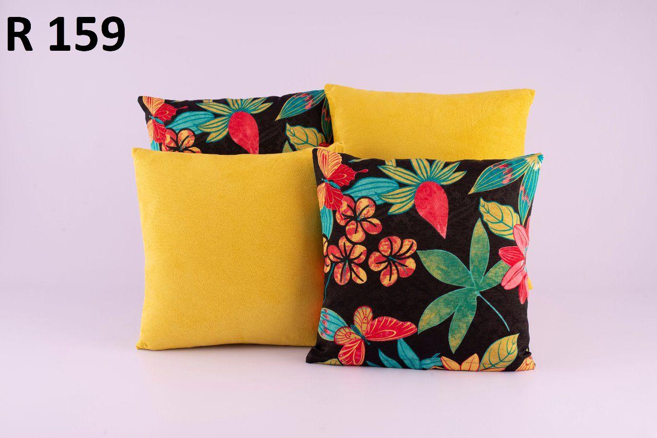 Almofadas Decorativas Quarteto Kit com 4- R159