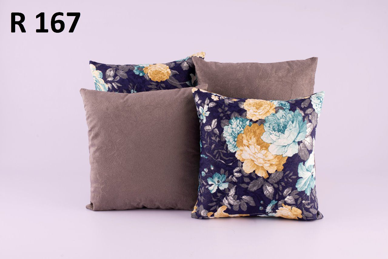 Almofadas Decorativas Quarteto Kit com 4- R167
